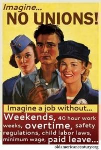 Imagine No Unions